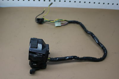 YAMAHA XS400 XJ650 XV920 XV500 XZ550 LEFT HANDLEBAR CONTROL (YSHC126)