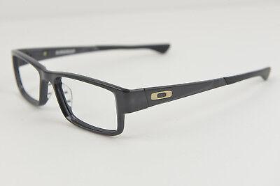 OAKLEY Airdrop 53-18-143 Black Ink PRESCRIPTION RX Eye glasses OX8046-0253