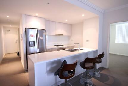 2 Beds Plus Study Homebush West Apt with Some Furniture