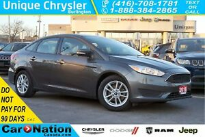 2016 Ford Focus SE| HEATED SEATS| REAR CAM| FORD SYNC & MORE