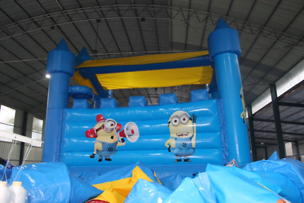 Affordable Jumping Castles with slide many themes from $110
