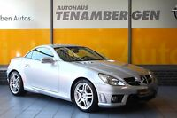 Mercedes-Benz SLK 55 AMG Roadster Performance Package H&KSound