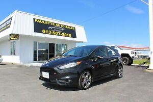 2014 Ford Fiesta ST - LEATHER - LOW KMS - 1404 BATH RD