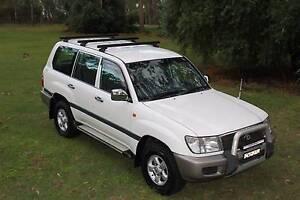 2002 Toyota LandCruiser 100 series HDJ100R Wagon Wallalong Port Stephens Area Preview