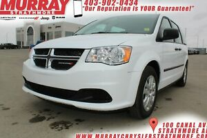 2017 Dodge Grand Caravan CANADA VALUE PACKAGE *LOW KM!*