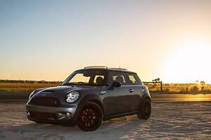 2008 Mini R56 John Cooper Works (factory) Hatchback West Perth Perth City Area Preview
