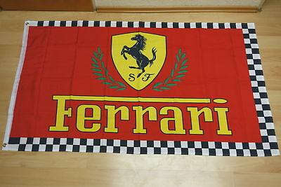Fahnen Flagge Ferrari - 90 x 150 cm