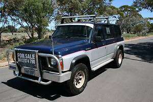 1989 Nissan Patrol Whyalla Norrie Whyalla Area Preview