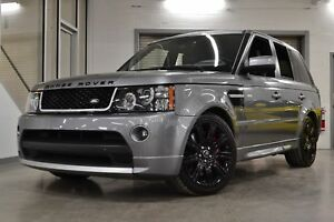 2013 Land Rover Range Rover Sport Supercharged *1.9% SUR 72 MOIS
