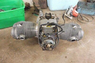 BMW R90/6 SM208-2. Engine motor, rebuilt top ends, deep oil pan