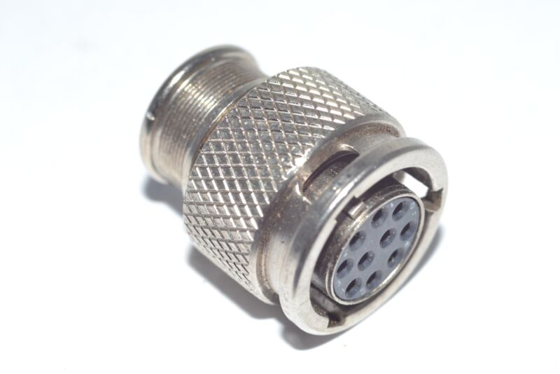 Glenair 10 Pin Circular Mil Spec Connector