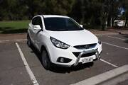 PRICE REDUCED TO SELL 2013 Hyundai ix35 SE LM2 DIESEL AUTO AWD Athelstone Campbelltown Area Preview