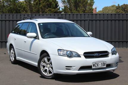 Subaru Liberty Awd Automatic Wagon