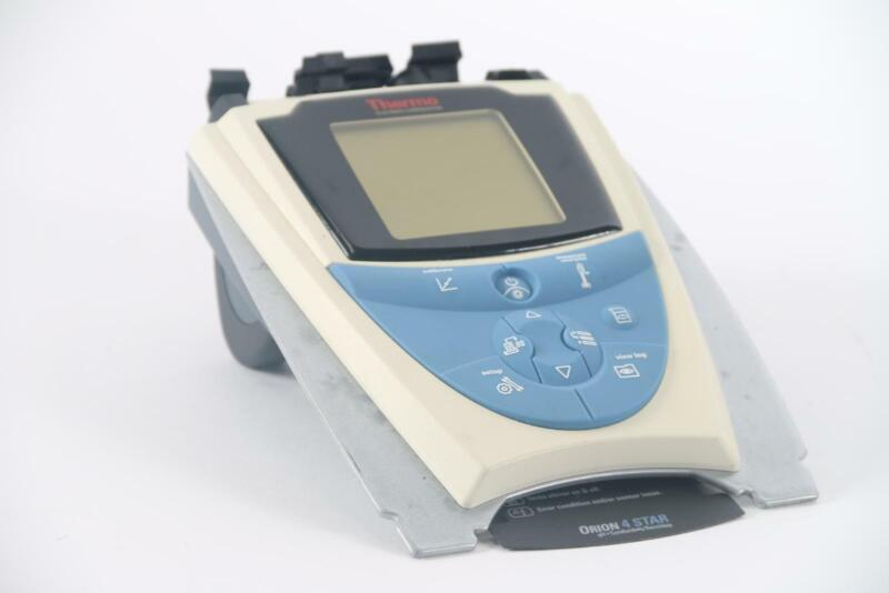 Thermo Scientific Orion 4 Star pH Conductivity Benchtop Meter