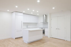 renovated 2 bed 2 bath with washer/dryer - gym/pool/doorman