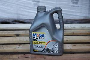 NEW-OLD STOCK MOBIL Mobilube HD 80w-90 Gear Oil. 8x4L Mawson Lakes Salisbury Area Preview