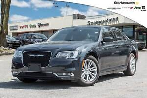 2016 Chrysler 300 LIMITED+LTHR+NAV