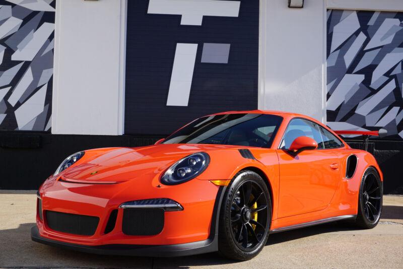 Image 4 Coche Americano usado Porsche 911 2016