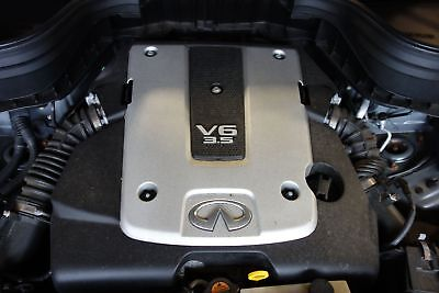 Engine 2010 Infiniti Ex35 Awd 3.5l Motor With 84,055 Miles