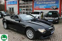 BMW 650iA Cabrio*XENON*LEDER*SOFT-CLOSE*HEAD-UP*NAVI