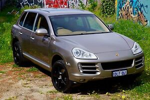 2007 Porsche Cayenne Series 2 - Super Low Km Bargain! Mount Lawley Stirling Area Preview