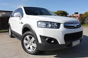 From $90 Per week on Finance* 2013 Holden Captiva Wagon Campbellfield Hume Area Preview