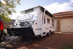 2001 Caprice Pop Top Well Maintained Queanbeyan Queanbeyan Area Preview
