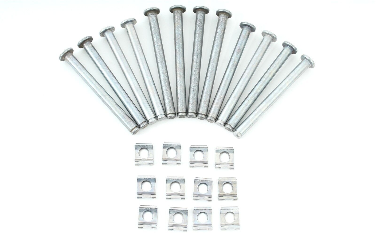 freightliner century fld sterling 9500 series radiator pin and clip set