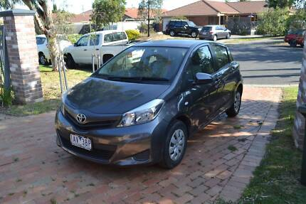 2013 Toyota Yaris Hatchback Auto, $11,999. Point Cook Wyndham Area Preview