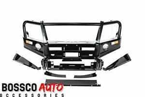 Bumper Replacement Steel Bull Bar Bullbar For Ford Ranger PX 12-15