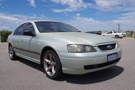2003 Ford Falcon Sedan Yangebup Cockburn Area Preview