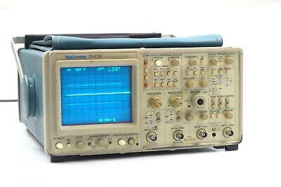 Tektronix 2445b 150mhz 4 Channel Oscilloscope