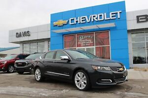 2018 Chevrolet Impala 2LZ HUGE SUNROOF! TONS OF FEATURES!
