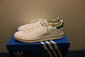 Adidas stan smith primeknit green US 8.5 / EUR 42 Eight Mile Plains Brisbane South West Preview