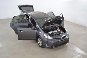 2016 Toyota Prius v Hybride Luxury GPS*Cuir*Bluetooth*Camera Rec