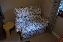 2 seater floral sofa Cherrybrook Hornsby Area Preview