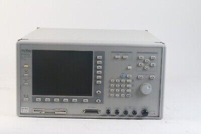 Anritsu Mt8802a Wireless Radio Communication Analyzer 300khz-3ghz