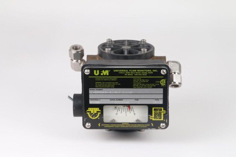 Universal Flow Monitor LL-BBPSB2GM-3U-32V1.0-A1NR