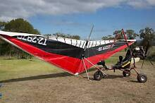 Microlight Airborne Edge X OutBack Yinnar South Latrobe Valley Preview