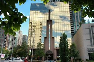 Square One Office Rental Available Now