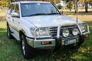 2004 Landcruiser Wagon GXL 100 seires Ayr Burdekin Area Preview