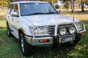 2004 Landcruiser Wagon GXL 100 seires