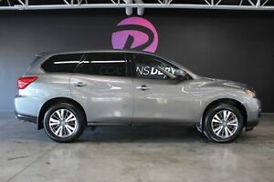 2018 Nissan Pathfinder 7 passagers AWD