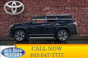 2017 Toyota 4Runner AWD Limited Leather Roof Nav