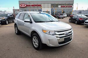 2014 Ford Edge SEL AWD - V6 - LOW KM'S - HTD SEATS