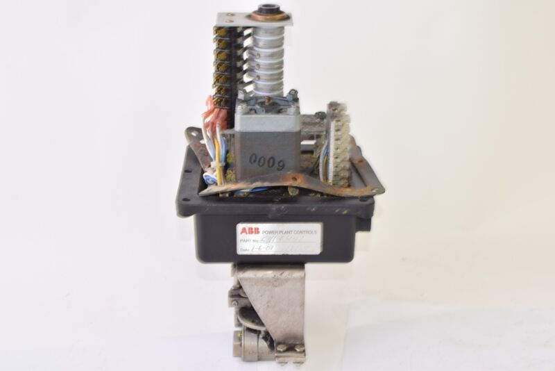 ABB Power Plant Controls Part: C41-05047, Model: A94M9WJ 115 VAC
