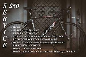 Bicycle repairs from $15 Zillmere Brisbane North East Preview