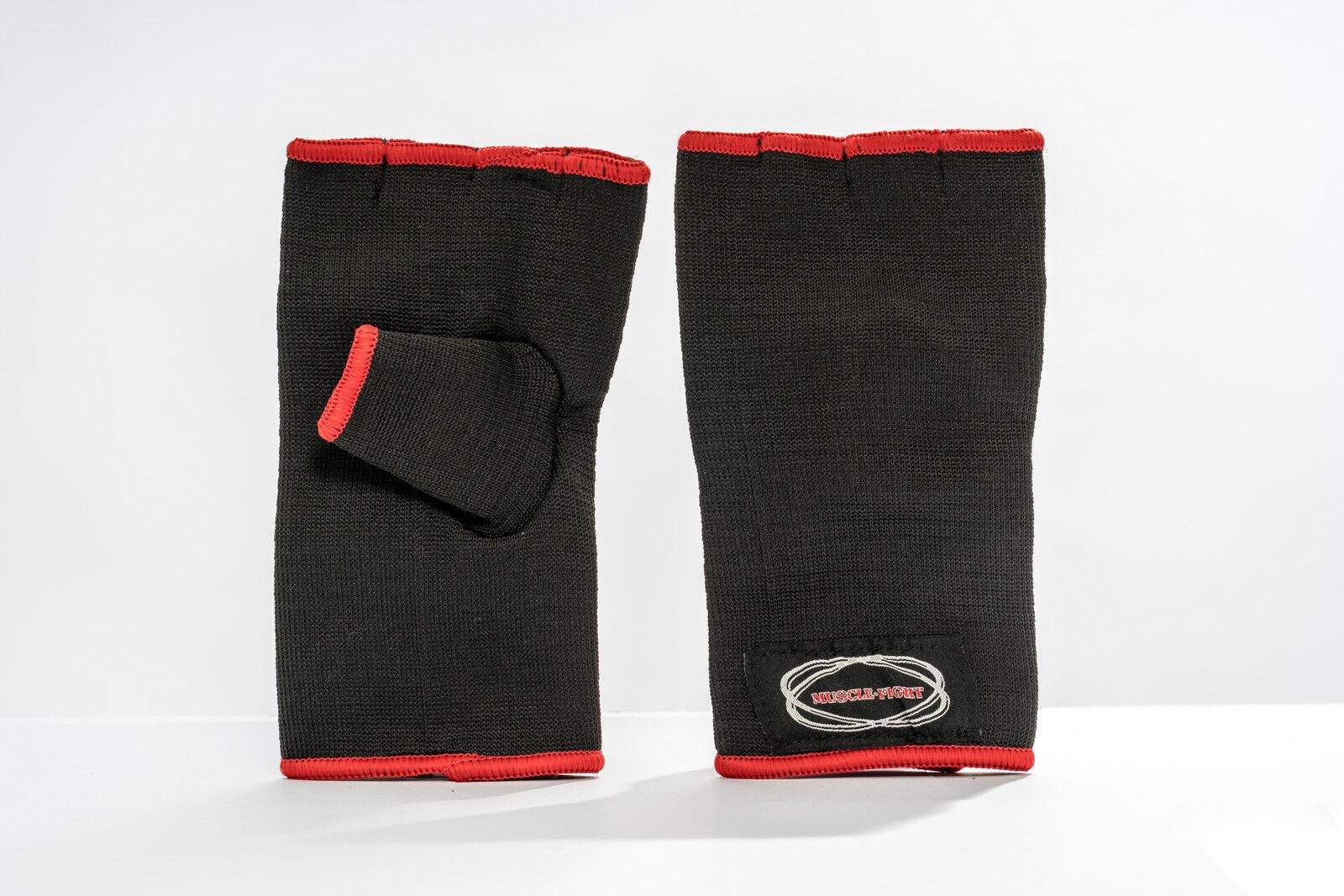 Innenhandschuhe Boxen Handschuhe Boxbandagen Schlupfbandagen Kickboxen Sport