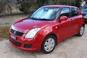 Suzuki Swift EZ 2008 Bathurst Bathurst City Preview