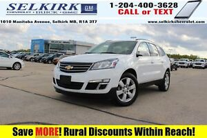 2016 Chevrolet Traverse LT *AWESOME SUV, AWESOME PRICE*